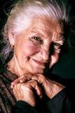 Pensionista Fotos de archivo libres de regalías