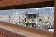 Pensionista norte-coreano fotos de stock royalty free
