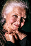 Pensionär Royaltyfria Foton