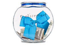 Pensionsfonds Lizenzfreie Stockfotos