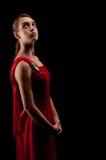 Pensive ballerina Stock Photography