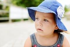 Pensive portrait Royalty Free Stock Image