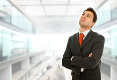 Pensive Royalty Free Stock Images