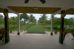 pensjonat tropikalny obrazy royalty free