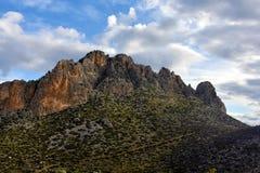 Pentadaktylos góry Zdjęcie Royalty Free