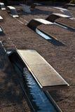 Pentagon för 911 minnes- offer attack Virginia Washington Arkivbilder