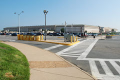 Pentagon-Gebäude im Washington DC Lizenzfreies Stockbild