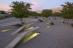 The Pentagon Memorial Royalty Free Stock Image