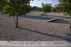 The Pentagon Memorial Stock Image