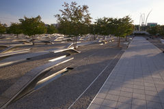 The Pentagon Memorial Stock Photography