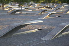 The Pentagon Memorial Royalty Free Stock Photography