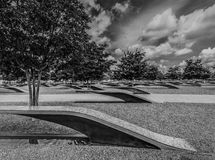 Pentagon Memorial Stock Photos