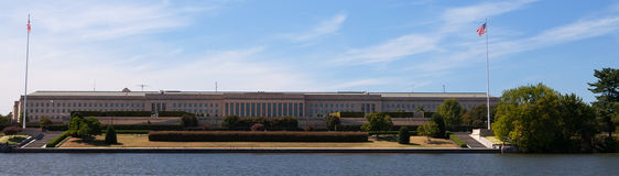The Pentagon,  Northern Virginia Stock Images