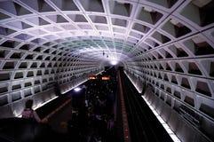 Pentagon-Station Lizenzfreies Stockfoto