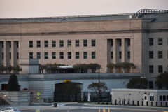 The Pentagon in Washington DC. USA royalty free stock photos