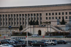The Pentagon in Washington DC. USA stock images