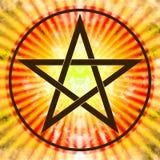 pentagram royalty illustrazione gratis