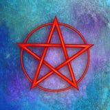 Pentagram Symbol Royalty Free Stock Image