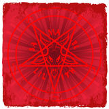 Pentagram Stock Photography