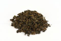 Pentaphyllum Thunb Makino van Gynostemma van de Jiaogulan is Chinese naam droge bladeren royalty-vrije stock afbeelding