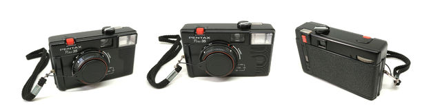 Pentax皮诺35 免版税图库摄影