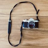 PENTAX k1000. My old Camera Stock Images