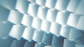 Pentazoo του //1080p δυναμικός αφηρημένος βρόχος υποβάθρου σχεδίων τηλεοπτικός διανυσματική απεικόνιση