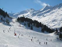Pente de ski images stock