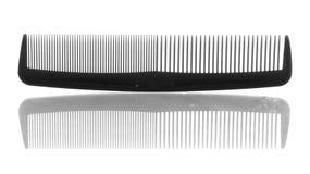 Pente plástico do cabelo Fotografia de Stock Royalty Free