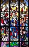 Pentecost, spadek Święty duch obraz stock