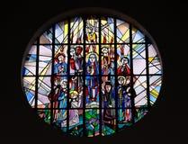 Pentecost, spadek Święty duch fotografia stock