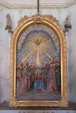 Pentecost spadek Święty duch obrazy stock