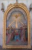 Pentecost spadek Święty duch fotografia royalty free