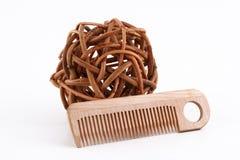Penteie meu cabelo torcido, rebelde Imagens de Stock Royalty Free