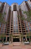 Penterra Plaza condos Royalty Free Stock Photography