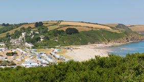 Pentewan Cornwall England Royalty Free Stock Photography