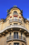 Penthouse Apartments of Paris Royalty Free Stock Photography
