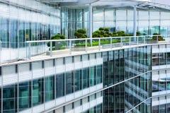 Penthouse terrace Stock Photos