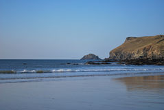 Pentire Point Royalty Free Stock Image