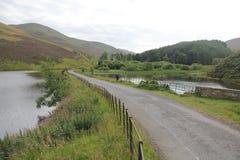 Pentland kullar near Edinburg, Skottland Royaltyfri Foto