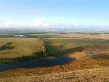 Pentland wzgórza Obrazy Royalty Free