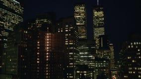 Pentola del World Trade Center video d archivio