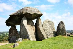 Pentre Ifan Stock Photo