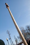 PENZA, RUSSIA - 14 febbraio Fotografia Stock Libera da Diritti