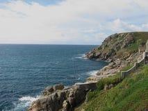 Penzance Cornwall, UK Royaltyfria Foton