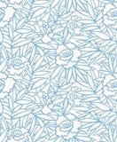 Peony pattern Stock Image