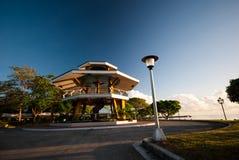 People& x27; парк s, город San Carlos, житель Запада Negros Стоковые Изображения RF