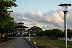 People& x27; парк s, город San Carlos, житель Запада Negros Стоковое Фото