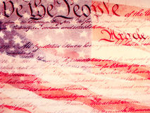 We the people Royalty Free Stock Photo