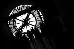 Musee D'Orsay Stock Images